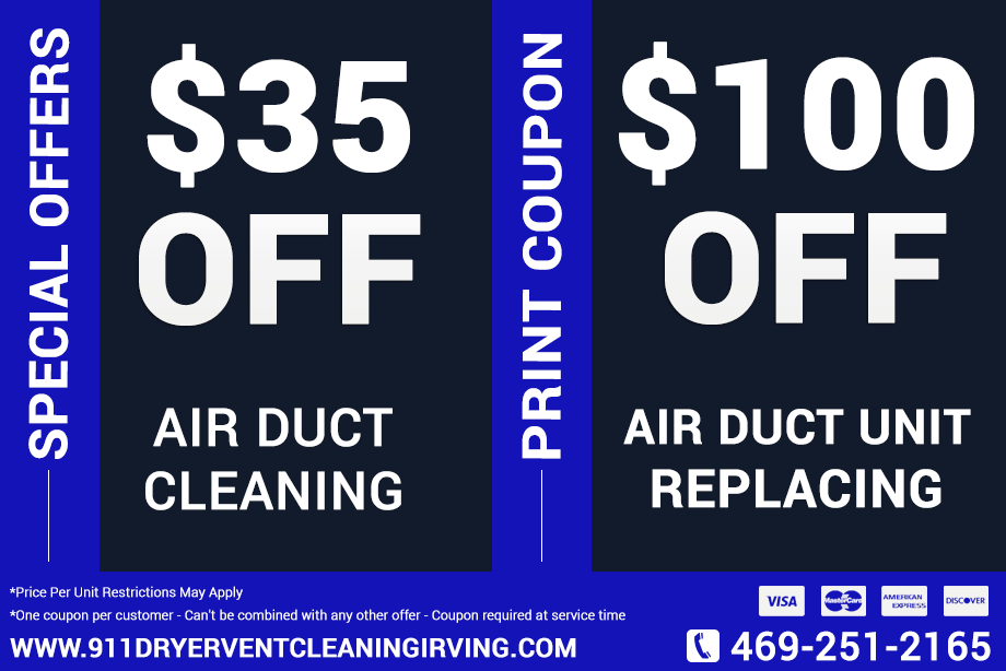 911 Air Duct Cleaning Irving TX (Cheap) Duct cleaner near me
